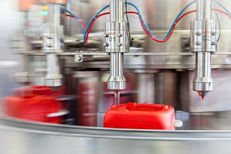 Hygan Leifers Südtirol Innovation Technologie Abfüllanlage Industrie moderne Produktion