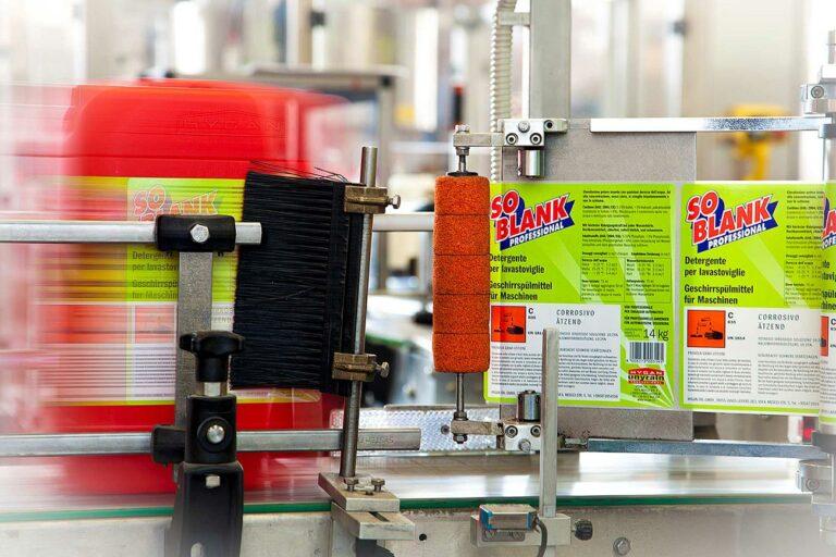 Hygan Leifers Südtirol Automation Industrie Etikettierung