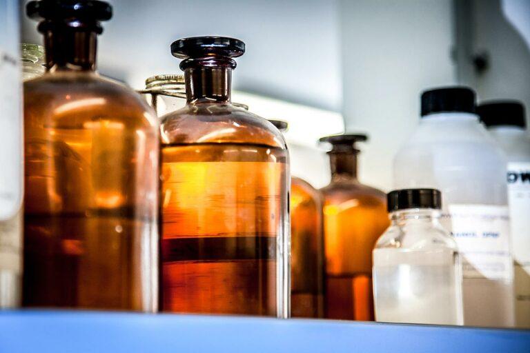 Hygan Leifers Südtirol Forschung Entwicklung chemisches Labor Innovation Technologie