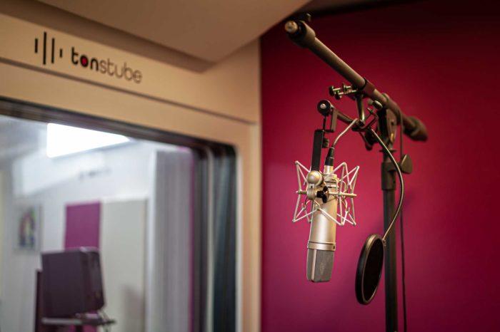 Tonstube Audio Production Tonstudio Aufnahmestudio Voicerecording Live Remote Recording Audiomaterial Oberbozen Ritten Südtirol Bozen