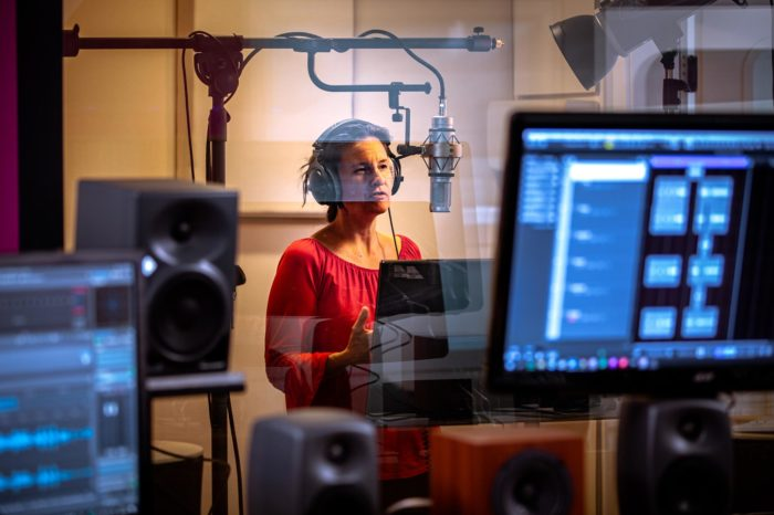 Tonstube Audio Production Tonstudio Aufnahmestudio Voicerecording Oberbozen Ritten Suedtirol Bozen