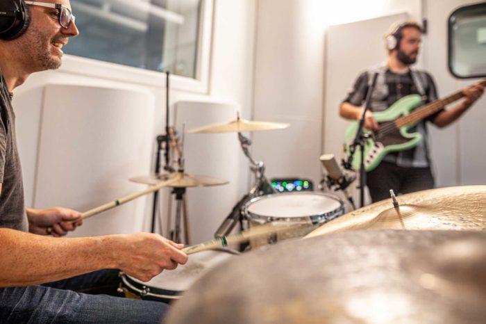 Tonstube Audio Production Tonstudio Filmmusik Band Equipment Studio Live Recording Oberbozen Ritten Südtirol Bozen