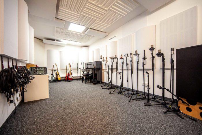 Tonstube Audio Production Tonstudio Musik Aufnahmeräume Equipment Oberbozen Ritten Südtirol Bozen