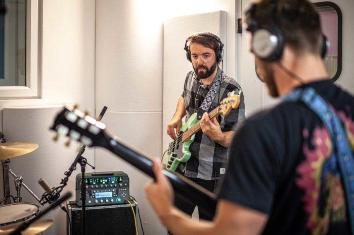 Tonstube Audio Production Tonstudio Recording Albumproduktion Equipment Kemper Live Recording Oberbozen Ritten Südtirol Bozen