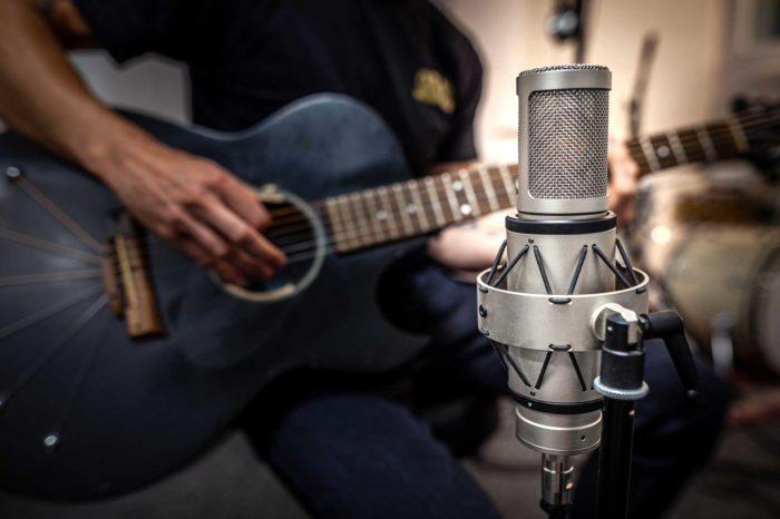 Tonstube Audio Production Tonstudio Recording Filmmusik Band Equipment Studio Live Recording Oberbozen Ritten Südtirol Bozen