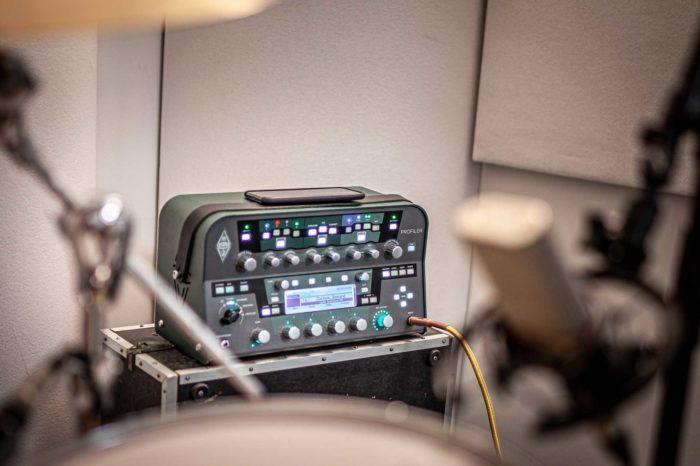 Tonstube Audio Production Tonstudio Recording Filmmusik Sounddesign professionelles Equipment Kemper Profiler Oberbozen Ritten Südtirol Bozen