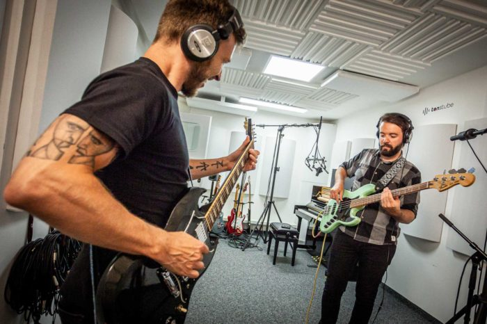 Tonstube Audio Production Tonstudio Recording Konzertmitschnitt Equipment Kemper Live Recording Oberbozen Ritten Südtirol Bozen