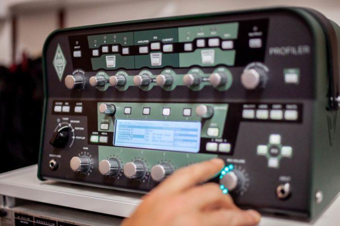 Tonstube Audio Production Tonstudio Sounddesign professionelles Equipment Kemper Profiler Oberbozen Ritten Südtirol Bozen