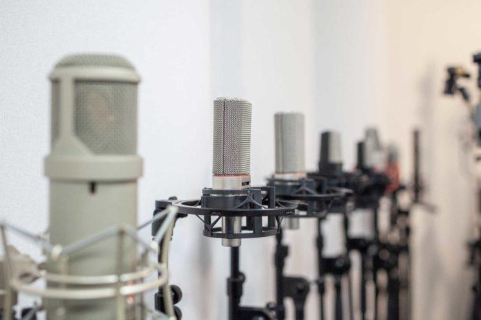 Tonstube Audio Production Tonstudio Tonaufnahmen Equipment Oberbozen Ritten Südtirol Bozen